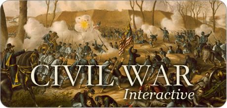 Civil War Interactive Timeline