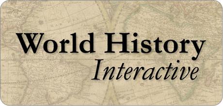 World History Interactive Timeline