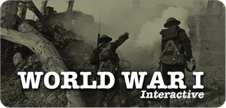 World War I Interactive Timeline